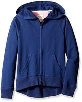 Scout + Ro Little Girls' French Terry Hoodie