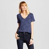 Merona Women's Heather Softest V-Neck T-Shirt