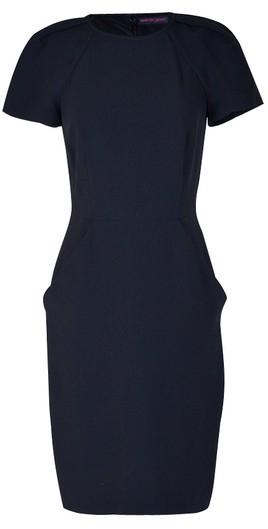 Martin Grant Tulip Sleeve Dress