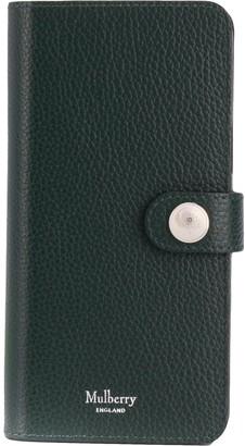 Mulberry Samsung S9 cardholder phone case