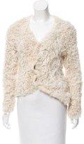 Etoile Isabel Marant Long Sleeve Shearling Jacket w/ Tags
