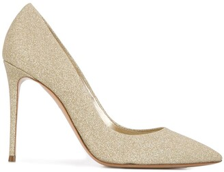 Casadei Glittered Pumps