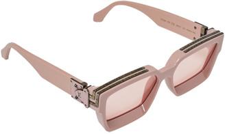 Louis Vuitton Pale Pink/ Pink Z1324E 1.1 Millionaires Sunglasses