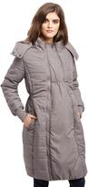 Motherhood Modern Eternity 3 In 1 Knee Length Maternity Puffer Coat