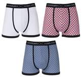 Warriors & Scholars Scooter Boxer Brief 3 Pack