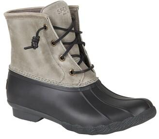 Sperry Saltwater Waterproof Rain Boot