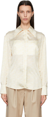 Low Classic Yellow Collar Point Shirt