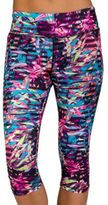 Jockey Floral Cropped Leggings