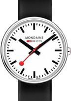 Mondaine A7633036211sbb swiss railways stainless steel watch