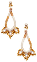 Deepa Gurnani Karly Statement Earrings