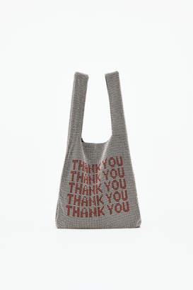 Alexander Wang Alexanderwang wangloc thank you mini shopper