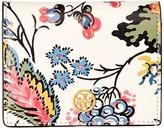 Tory Burch Parker Floral Mini Wallet Wallet Handbags