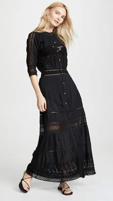 LoveShackFancy Beth Dress