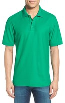 Nordstrom Men's Big & Tall 'Classic' Regular Fit Pique Polo