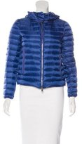 Moncler Villaret Quilted Down Jacket