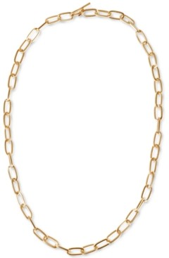 "Rachel Roy Gold-Tone Chain-Link 32"" Strand Necklace"