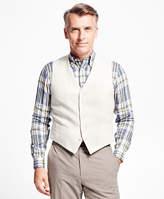Brooks Brothers Irish Linen Vest