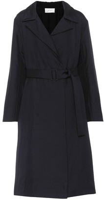 The Row The Dundi silk coat