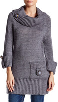 Chaudry Cowl Neck Sweater