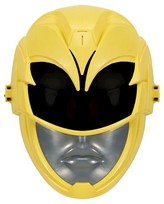 Power Rangers Movie Yellow Ranger Sound Effects Mask