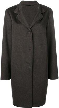 Liska Single-Breasted Coat