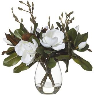 Albi Imports Magnolia In Claire Vase White