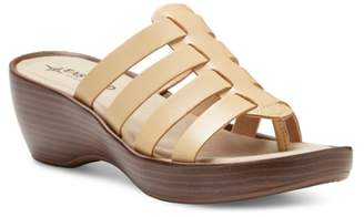 Eastland Topaz Wedge Sandal