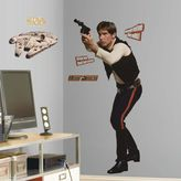 Star Wars Star WarsTM Classic Han Solo Peel and Stick Giant Wall Decal
