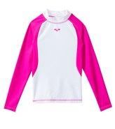 Arena Girls L/S Swim Shirt 8127933