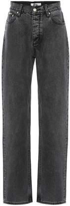 Eytys Benz high-rise boyfriend jeans