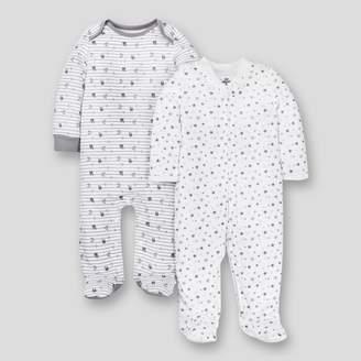 Lamaze Baby Organic Cotton 2pk leep 'N Play - Preemie