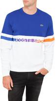 Lacoste Gradient Sweatshirt