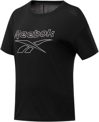 Reebok Womens Workout Ready Supremium Tee