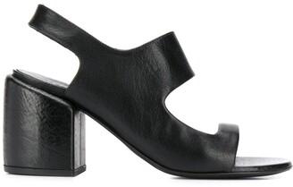 Marsèll Block Heel Slingback Sandals