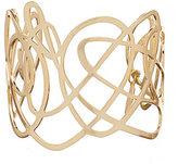 Natasha Accessories Mosaic Cuff Bracelet