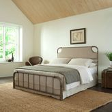 Fashion Bed Group Dahlia Complete Bed in Aged Iron