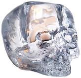 Kosta Boda Still Life Skull Votive Candle Holder, Clear