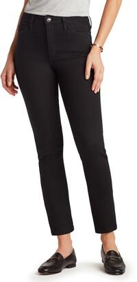 Sam Edelman The Stiletto High Waist Ankle Straight Leg Jeans