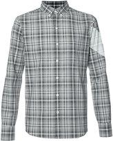 Moncler Gamme Bleu checked shirt - men - Cotton - 1
