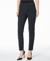 Charter Club Bristol Printed Skinny Ankle Jeans, Only at Macy's