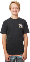 Volcom Boys No Vacancy Tee Black