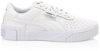 Puma Women's Cali Leather Platform Sneakers