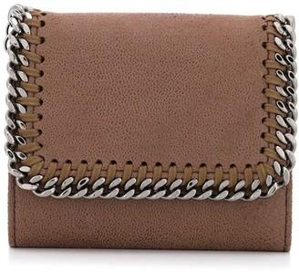 Stella McCartney Falabella tri-fold wallet