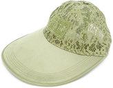 Puma lace cap - women - Cotton/Nylon/Spandex/Elastane - One Size