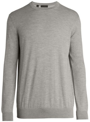 Saks Fifth Avenue COLLECTION Lightweight Cashmere Crewneck Sweater