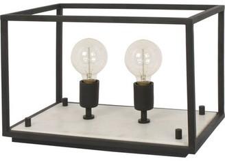"Latitude Run Stamper 11.02"" Desk Lamp"
