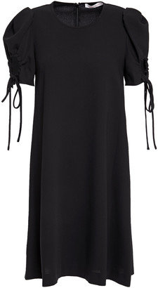 See by Chloe Cutout Stretch-crepe Mini Dress