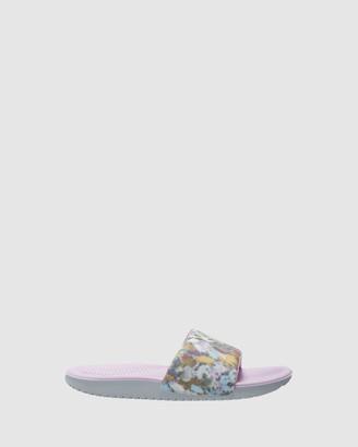Nike Kawa Floral Slides