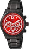 Invicta Men's 11381 Specialty Analog Display Japanese Quartz Black Watch