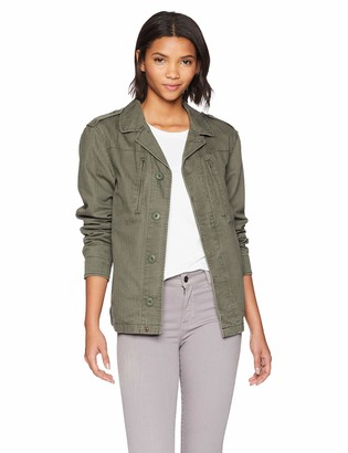 Alpha Industries Women's F-2 French Field Coat Decorated W